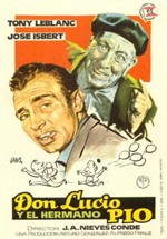 Don Lucio y el hermano pío (1960)