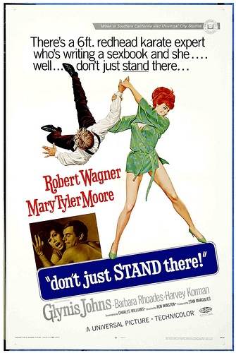 Don't Just Stand There (1968)