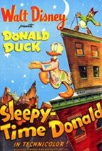 Donald se va a dormir
