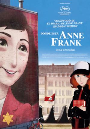 ¿Dónde está Ana Frank?