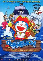Doraemon y los piratas de los mares del sur (1985)