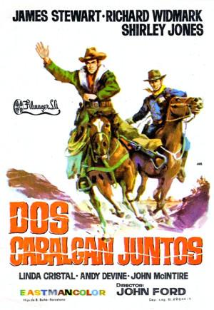 Dos cabalgan juntos (1961)