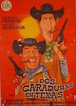 Dos caraduras en Texas (1964)