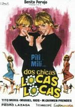 Dos chicas locas, locas (1965)