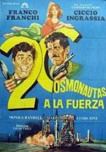 Dos cosmonautas a la fuerza (1965)