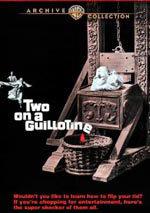 Dos en la guillotina