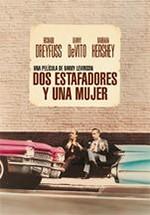 Dos estafadores y una mujer (1987)