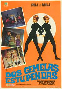 Dos gemelas estupendas (1968)
