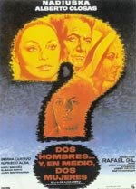 Dos hombres... y, en medio, dos mujeres (1977)