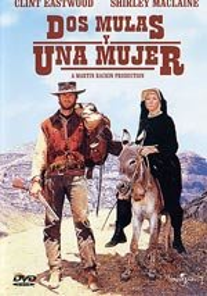 Dos mulas y una mujer