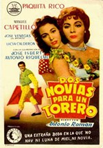 Dos novias para un torero (1956)