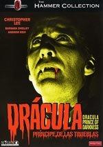 Drácula, príncipe de las tinieblas (1966)