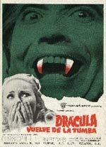 Drácula vuelve de la tumba (1968)