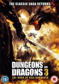 Dragones y mazmorras: El libro de la vil oscuridad (2012)