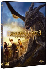 Dragonheart 3. La maldición (2015)