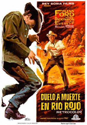 Duelo a muerte en Río Rojo (1967)
