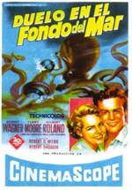 Duelo en el fondo del mar (1953)