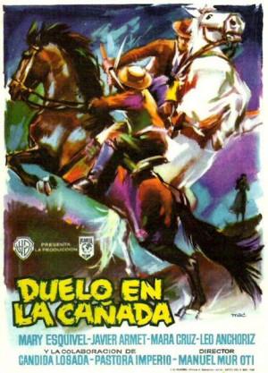 Duelo en la cañada (1960)