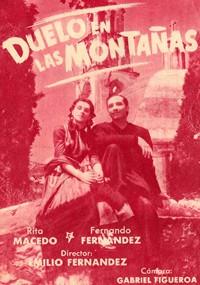 Duelo en las montañas (1950)