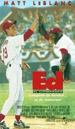 Ed, el chimpancé (1996)