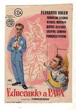 Educando a papá (1954)