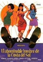 El abominable hombre de la Costa del Sol (1969)