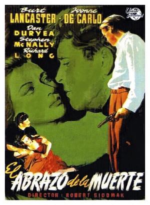 El abrazo de la muerte (1949)