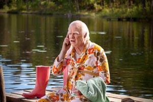 El hombre centenario