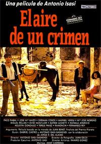 El aire de un crimen (1988)