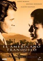 El americano tranquilo (1958)