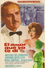 El amor que yo te di (1960)