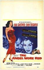 El ángel vestía de rojo (1960)
