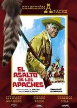El asalto de los apaches