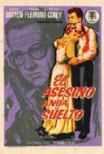El asesino anda suelto (1956)