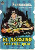 El asesino esta en la guía (1962)