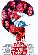 El asesino está entre los trece (1973)