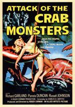 El ataque de los cangrejos gigantes