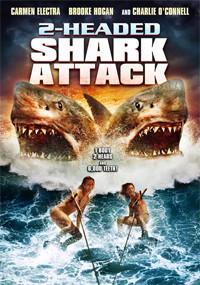El ataque del tiburón de dos cabezas (2012)