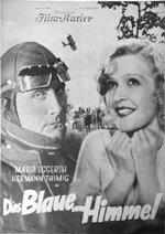El azul del cielo (1932)