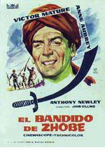 El bandido de Zhobe (1959)
