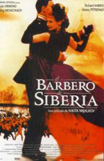 El barbero de Siberia (1998)