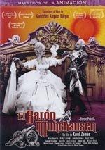El barón Munchausen (1961)