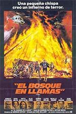 El bosque en llamas (1977)