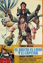 El bruto, el listo y el capitán (1973)