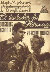 El burlador de Florencia (1934)