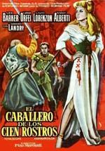 El Caballero de los cien rostros (1960)