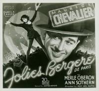 El caballero del Folies Bergere (1935)