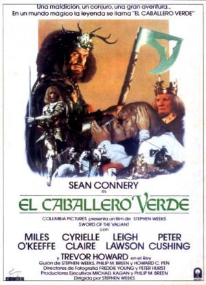 El caballero verde (1984)