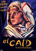 El caíd (1921)