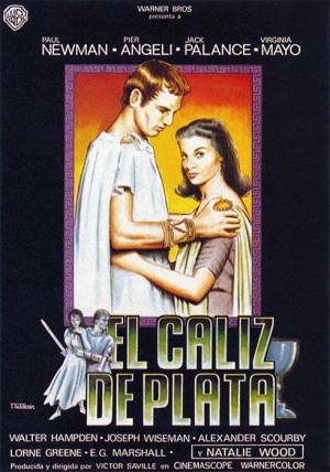 El cáliz de plata (1954)